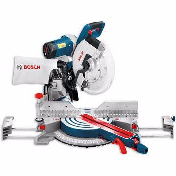 """Imagen de Sierra Ingletadora 12""""1500w Bosch Gcm 12 Gdl"""