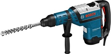 Imagen de Martillo Rotopercutor Sds-max 1150w 12.5j Bosch Gbh 8-45 D