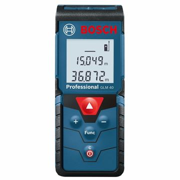 Imagen de Medidor De Distancia Laser Glm 40  Bosch 40mts