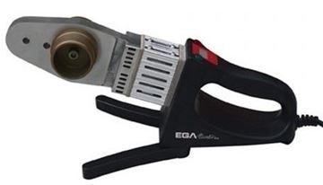 Imagen de Termofusionadora Termofusora 800w 20-32mm Ega Master España
