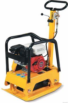 Imagen de Placa Compactadora Vibratoria 125kg Motor Honda Gx160 5.5hp
