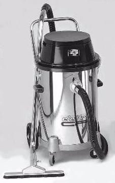 Imagen de Aspiradora Industrial Agua Y Polvo 90lt 2x1000w Elettro