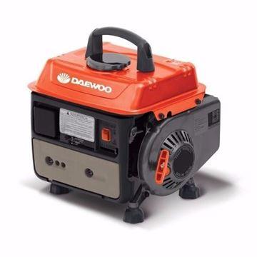 Imagen de Generador 800watts Con Motor 2hp De 2 Tiempos Gda980a Daewoo