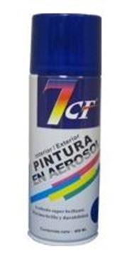 Imagen de Esmalte Sintético Pintura Aerosol Color Azul 400ml. 7cf