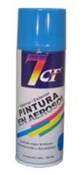 Imagen de Esmalte Aerosol Celeste 400ml. 7cf