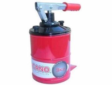 Imagen de Engrasador Chiva Manual De Pie A Palanca 3kg Vulcano