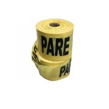 Imagen de Cinta Demarcatoria De Pare Para Obra. Rollo De 10kg (precio por kg)