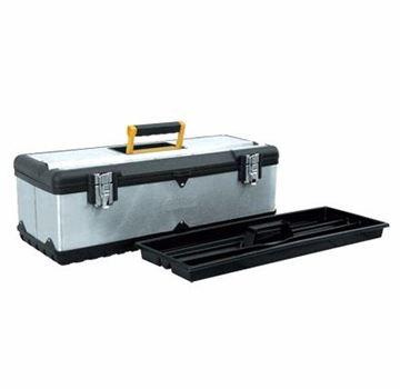 Imagen de Caja De Herramientas Inoxi - Plástico 59x28x27cm Crossmaster