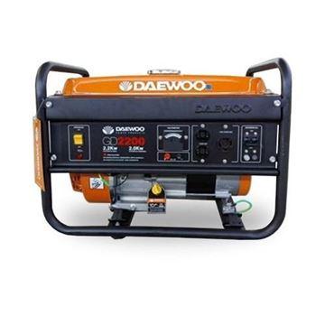 Imagen de Generador 2kw Motor 4 Tiempos Daewoo Gd2200