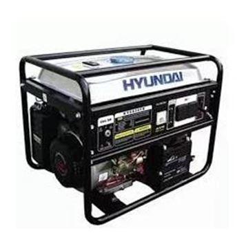 Imagen de Generador A Nafta Hyundai 5.5 Kw Hy6800fe