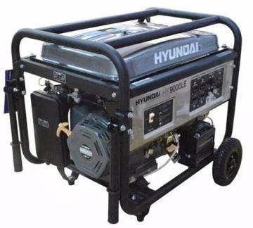 Imagen de Generador A Nafta Hyundai 8.0 Kw Hy9000le