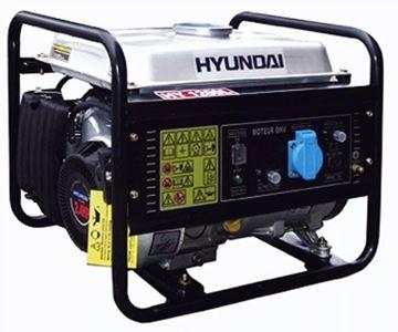 Imagen de Generador A Nafta  Hyundai 1.2kw Hy1200