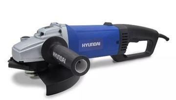 Imagen de Amoladora Angular 2200w Hyundai Hyag312 230mm 9 Pulgadas