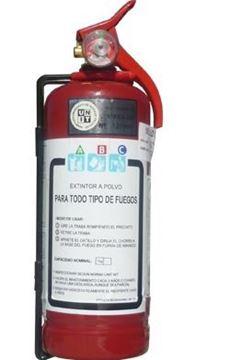 Imagen de Bomberito Extintor Abc 1kg