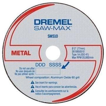 Imagen de Disco Corte De Metal Para Cortadora Sierra Dremel 510
