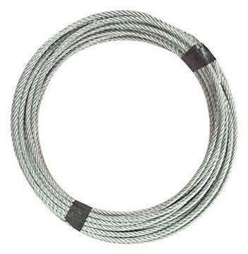 Imagen de Cable acero 8.3mm. p/T508D y TIRFOR 4torones Certif. x mt