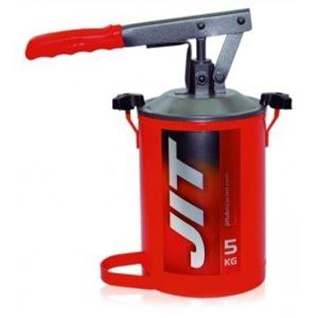 """Imagen de Engrasador manual""""chiva""""A.presión 10 kg.Mang.1.20mt""""JIT""""030"""