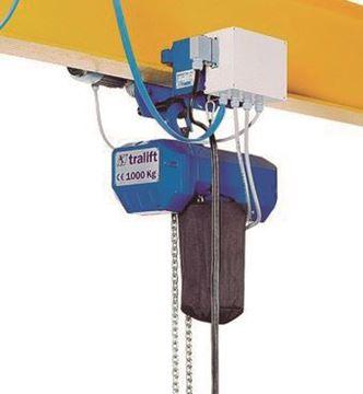 Imagen de Aparejo eléctrico 19-6 TRALIFT TE2000.6m 89359