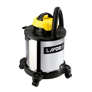 Imagen de Aspiradora agua/polvo 1400W tanque inox. 20Lt LAVOR DVC20XT