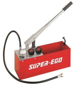 Imagen de Bomba comprobación tuberías manual 0-60bar SUPER EGO RP50-S
