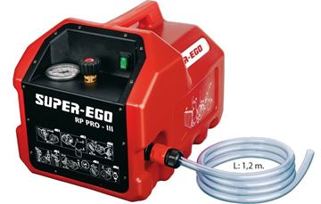 Imagen de Bomba comprobación tuberia eléctrica (0-40bar) SUPER EGO
