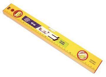 "Imagen de Nivel Aluminio amarillo de 16""  ""SLENDER"""
