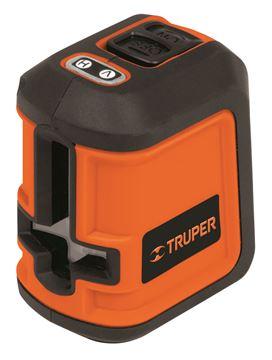"Imagen de Nivel láser 10mt,nivelación automat,incl.pilas""TRUPER""NL-10"