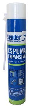 Imagen de Espuma de poliuretano expandido 750ml SLENDER MS-A40