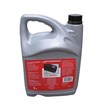 Imagen de Aceite de roscar para terrajas 5 litros SUPER-EGO SEH020600