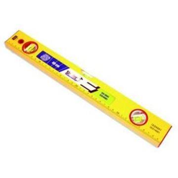 "Imagen de Nivel Aluminio amarillo de 24""  ""SLENDER"""