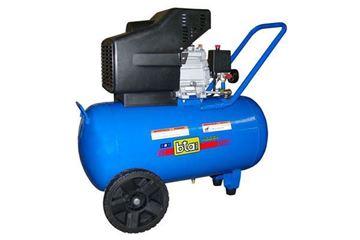 Imagen de Compresor Aire Comprimido Motor 2hp Tanque De 50lts Bta