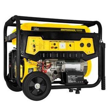 Imagen de Generadores a nafta 6500W 220v Motor 15 Hp Bta 521172
