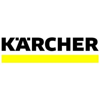 Logo de la marca Karcher