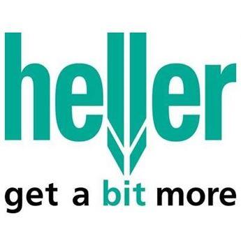 Logo de la marca Heller