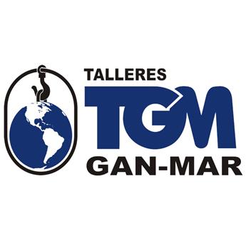 Logo de la marca Gan-Mar