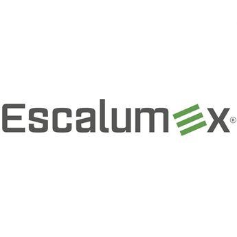 Logo de la marca Escalumex