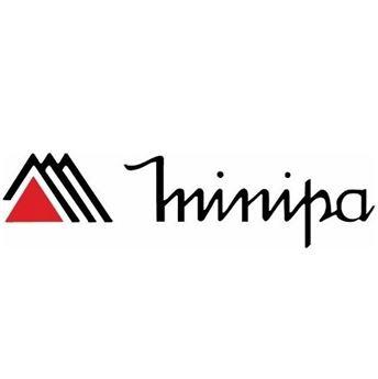 Logo de la marca Minipa