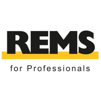 Logo de la marca Rems