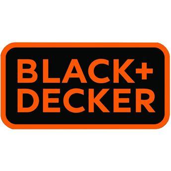 Logo de la marca Black & Decker