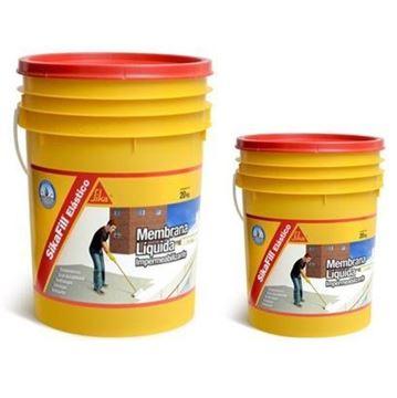 Imagen de Membrana Liquida impermeabilizante Sikafill elástico 20 + 4kg Sika