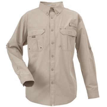 "Imagen de Camisa beige DUCK DRY,70% Alg,30% Nylon,Talle:XXL ""HARDWORK"""