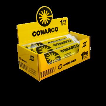 Imagen de ELECTRODO 13A 6013 2.50MM (envase 1kg) CONARCO ESAB 303468