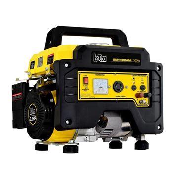Imagen de Generador a nafta 1100W 220v Motor 2.9 Hp Bta 520940