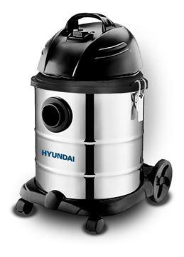 Imagen de Aspiradora Industrial seco/húmedo 30lt 1400w Hyundai Hysv30