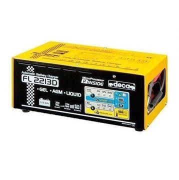 Imagen de Cargador automático para baterías 6/12/24V DECA FL2213D