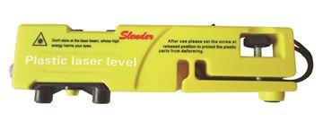 "Imagen de Nivel laser con base autoregulable en blister 9""     SLENDER"