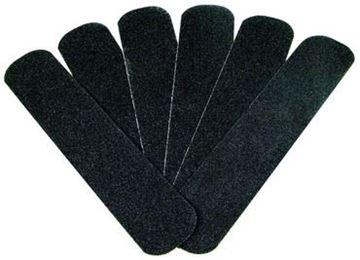 """Imagen de Cinta adhesiva antiderrapante negra 50mmx5mt.""""TRUPER""""CAD-RN"""